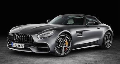 奔驰AMG GT C官图 巴黎车展将发布