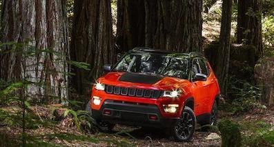 Jeep推全新紧凑型SUV 未来将引入中国