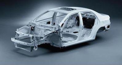"""奔驰""""钢材门""""再发酵 全铝车身好不好?"""