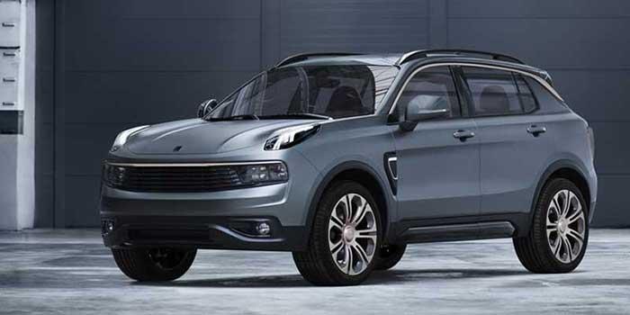 吉利全新品牌首款车型为紧凑级SUV 明年底上市