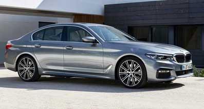 宝马全新一代5系发布 新车明年国产引入
