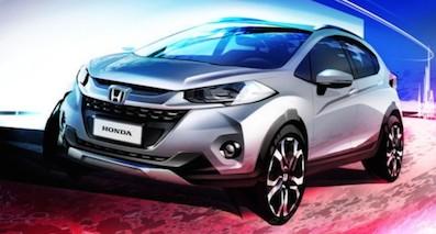 飞度平台打造小型SUV 或将在东风本田实现国产