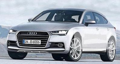 奥迪Q6新SUV将国产 竞争路虎极光/宝马X4