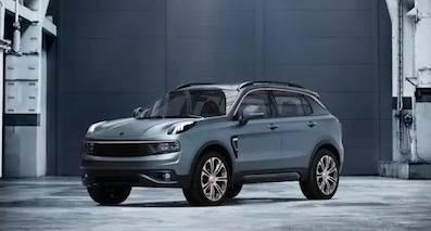 吉利汽车集团发布20200战略 争进入全球车企前十强