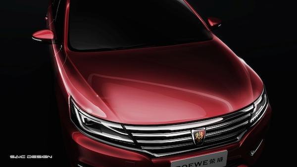 上汽荣威i6明年将上市  提供传统动力和插电混动版