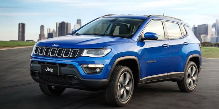 Jeep全新指南者今日下线 预计18万起售