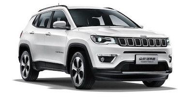 小号大切诺基 广汽菲克Jeep指南者预售17万起