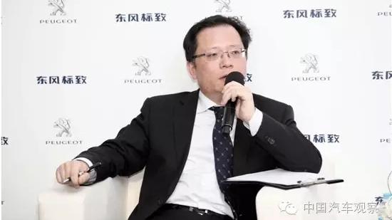 """东风标致李海港:品牌""""向上""""要靠4008打头阵"""
