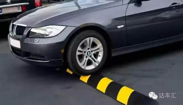 高速过减速带、停车不回正车轮你是在虐车