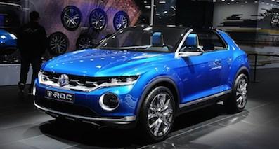 大众或推小型SUV车型 有望明年3月亮相