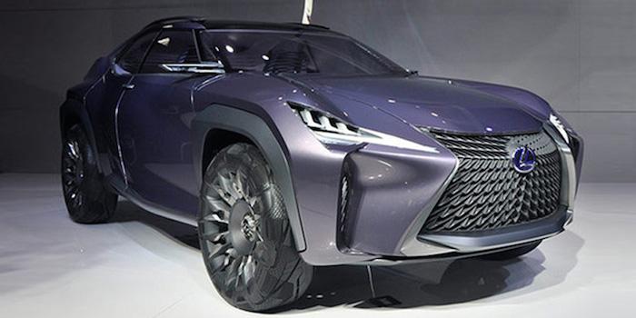 雷克萨斯将推全新紧凑级SUV 竞争奥迪Q3