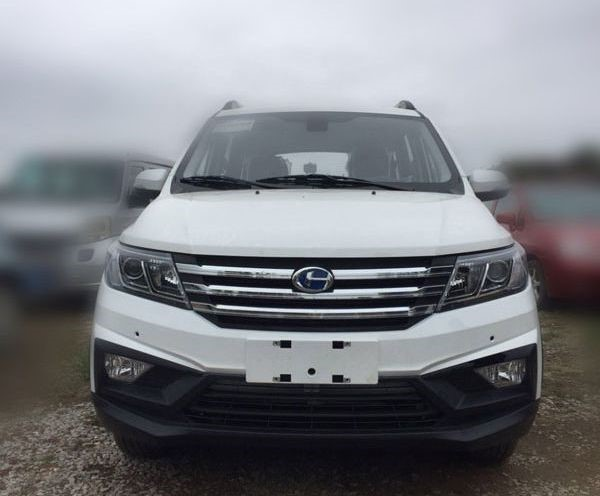 昌河家用MPV-M70长沙车展发布 预售6-8万元