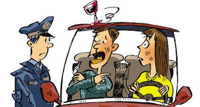 开车之前你吃了这些东西也会被当成酒驾