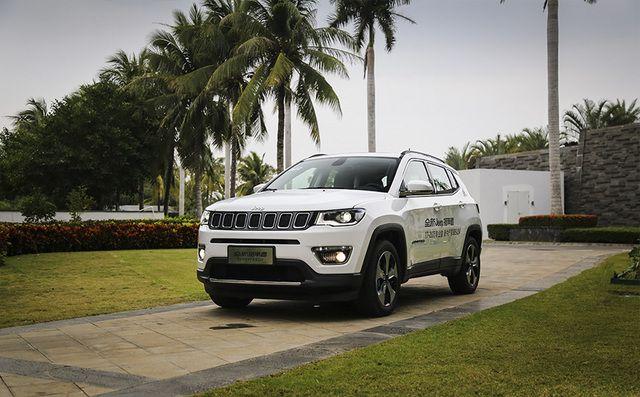 国产全新Jeep指南者上市 售15.98万起