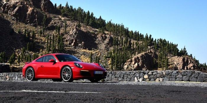 破百不到4秒!测试保时捷911 Carrera 4