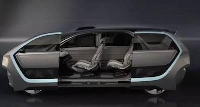 2017美国CES,一场自动驾驶和电动化的车展