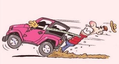 换新刹车片居然刹不住车?你注意到这个问题了吗