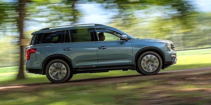 最具潜力高颜值中型SUV 用实力证明自己