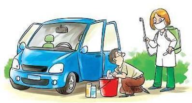 你中枪了吗? N种错误的汽车养护方法