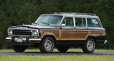 Jeep推全尺寸SUV大瓦格尼 将入华销售