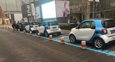 观察:为何新能源车企纷纷执迷于共享汽车?