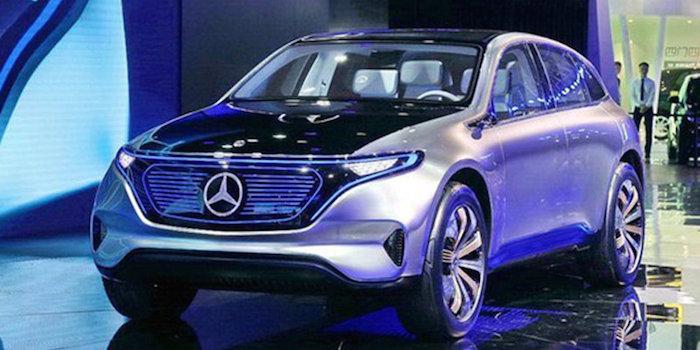 奔驰将国产新一代电动车 首款确定为SUV