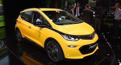 暂时不考虑中国市场 欧宝将发展电动车