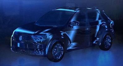 大众推全新Polo级SUV 衍生纯电动