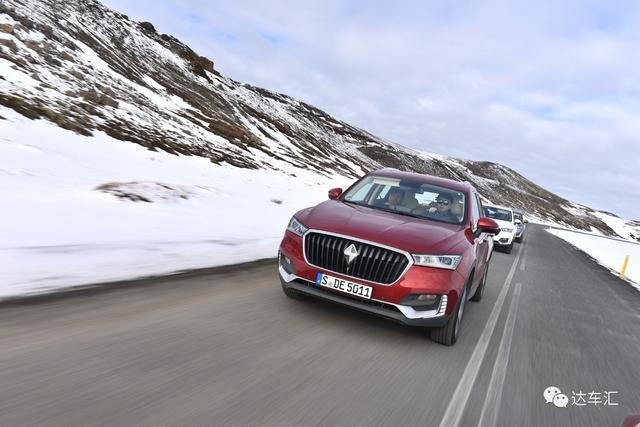 德国宝沃BX5上市 九款车售14.98-21.68万元