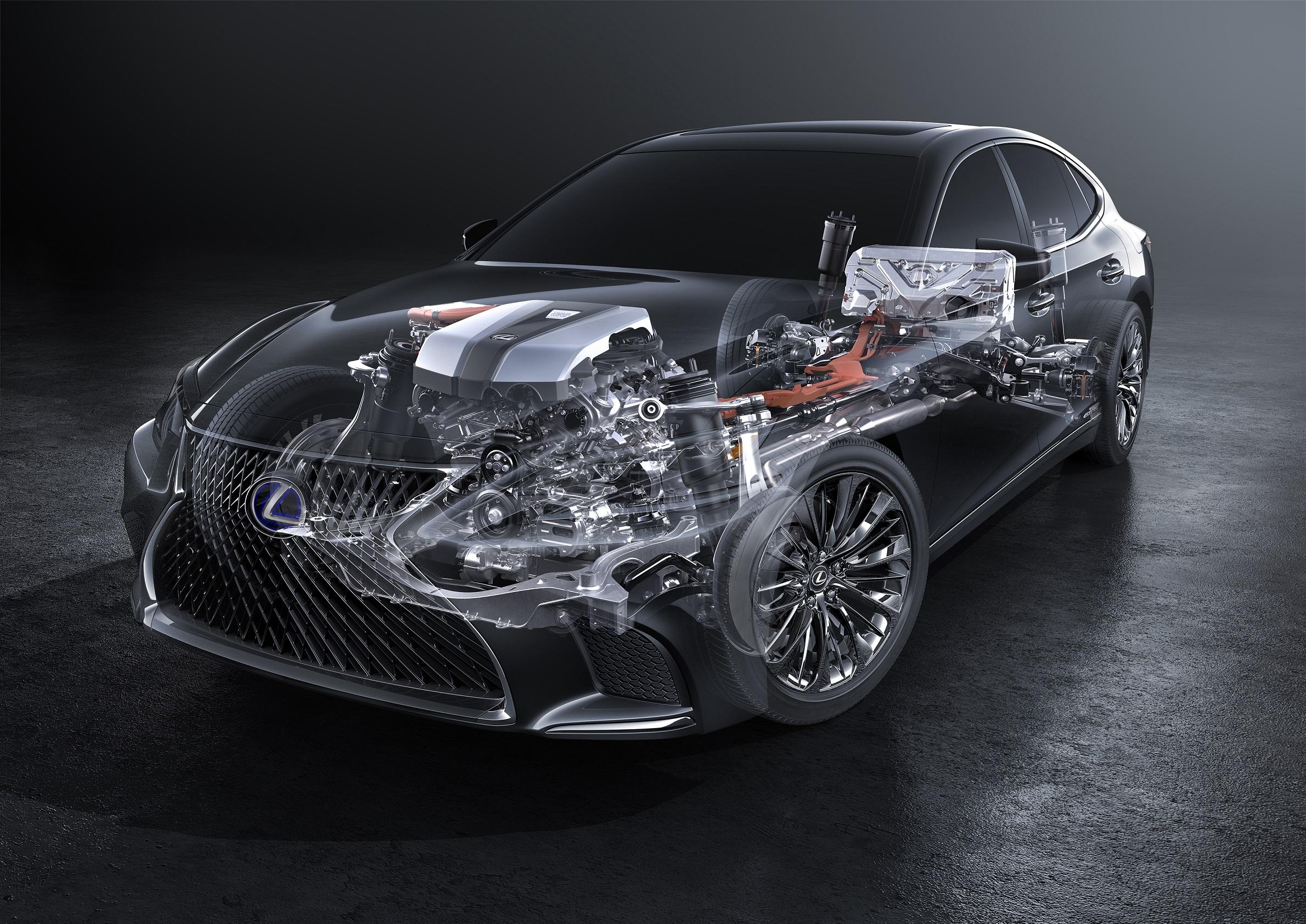 新雷克萨斯NX将于上海车展全球首发