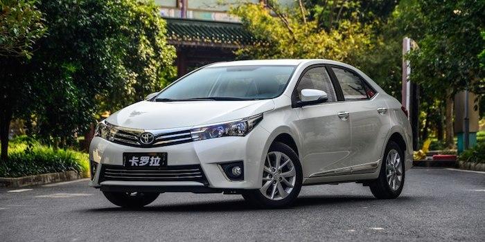 一汽丰田全新卡罗拉将上市 预计11万起售