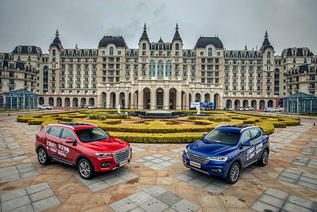 全新领航 新一代哈弗H6将于上海车展上市