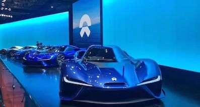 新能源车挤爆上海车展,造车大军再添新成员