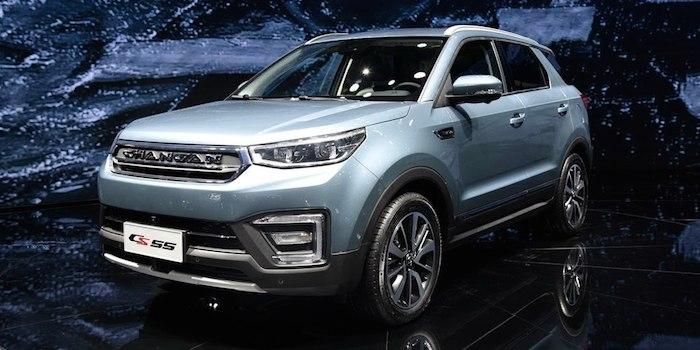 CS55/GS7等 车展将上市中国品牌SUV展望