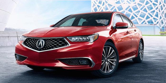 讴歌推四款新车 国产TLX长轴版年内上市