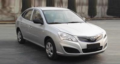 北京现代新伊兰特EV将上市 续航270km