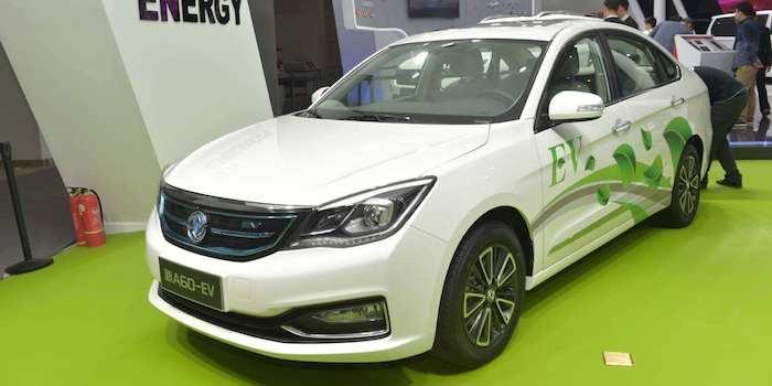 雷诺国产电动车将上市 竞争吉利帝豪EV