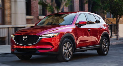 马自达将推四款新SUV 多为7座版车型