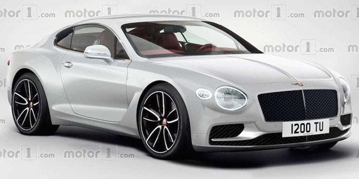 宾利全新欧陆GT将9月14日首发 增