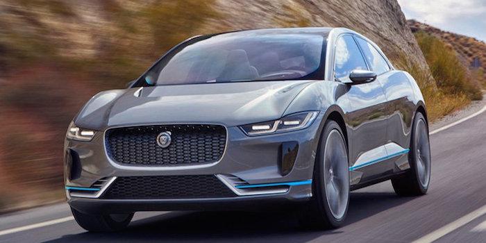 捷豹最快SUV将引入国内 比宝马i8跑的还要快