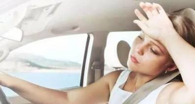 人热了可以吹空调,车太热了该怎么办?