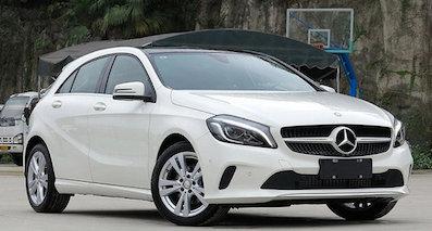 奔驰新款A级B级正式上市 23.6万起/配置大增