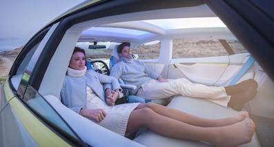 无人驾驶汽车要来了 2021年将驶入