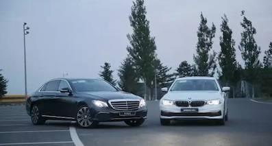 独家测评全新宝马5系和奔驰E级