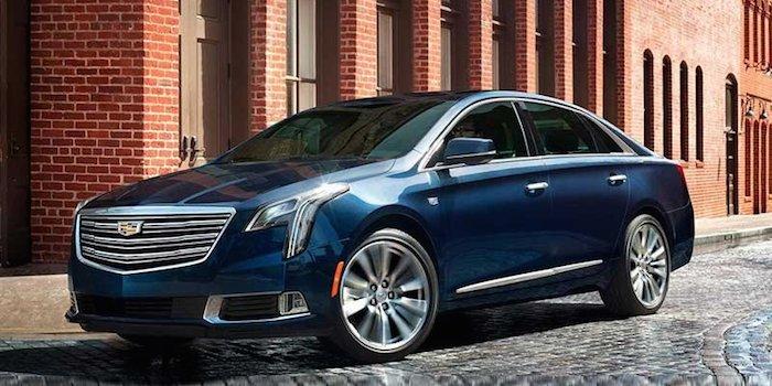 凯迪拉克官方发布新XTS 后续推高性能版车型