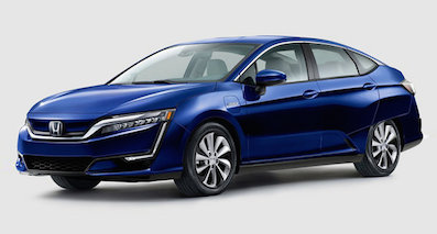 本田在华推纯电动车型 专门为中国市场设计