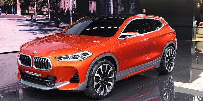 宝马X2将国产搭1.5T引擎 竞争奔驰GLA