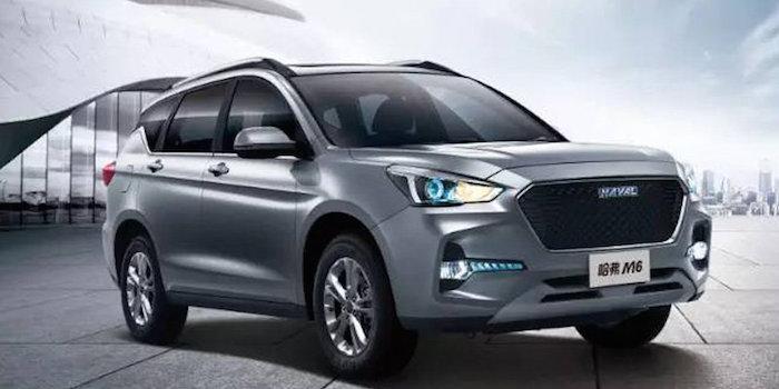 长城哈弗M系列首款SUV-M6 将于本月底上市