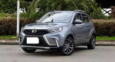 陆风首款小型SUV车型X2上市 售价6.38万起
