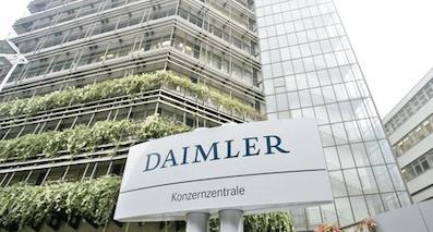 戴姆勒卷入排放门,新能源车迎来研发转折点?